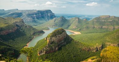 Best Rock Climbing Locations In South Africa